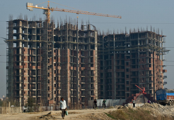 INDIA-ECONOMY-BUDGET-REAL ESTATE