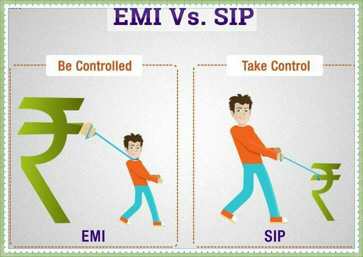 EMI VS SIP ( BE CONTROLLED OR TAKE CONTROL )