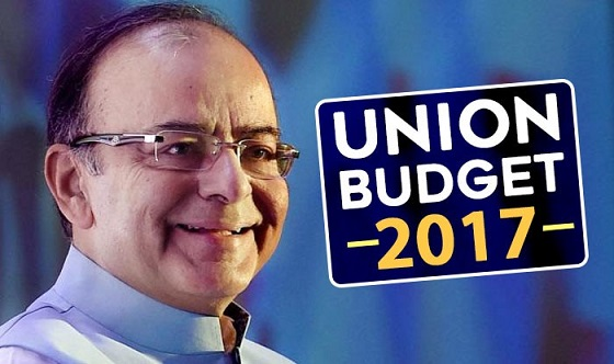 Union budget sector wise